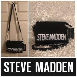 Steve Madden BLEXI Logo Crossbody